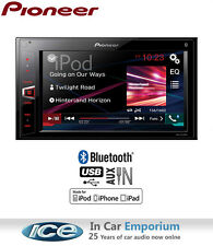 Pioneer MVH-AV280BT car stereo, MP3 Player Bluetooth USB AUX in