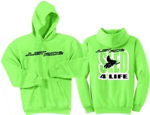 Schneemobile Ski Arctic Shirt Fahrt Schlitten 5 Hoodie Leben Yamaha 4 Doo Cat Nur Sweat A0Bwqw