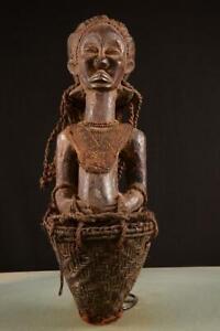 7132-Afrikanishe-Grande-Luba-Figurine-Dr-Du-Congo-Afrique