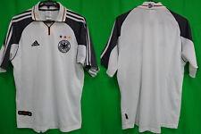 2000-2001 Germany Deutschland DFB Jersey Shirt Trikot Home Adidas Uefa Euro L