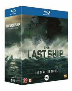 The-Last-Ship-Complete-Series-Seasons-1-5-Blu-Ray-Set-Box-Set-New
