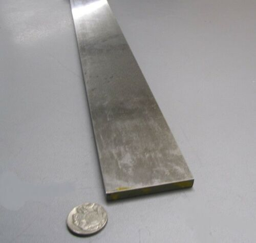 """+//-.001/"""" O1 Tool Steel Ground Bar 1//4/"""" Thick x 2.0/"""" Wide x 36/"""" Length"""