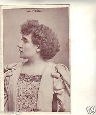 Artiste - cpa - LENDER ( i 937)