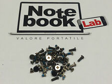 Asus Eeepc Eee Pc 904HD KIT SET LOTTO Viti Vite Screw Screws netbook portatile