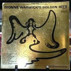 DIONNE-WARWICK-Golden-Hits-Part-2-GateFold-Album-Released-1970-Vinyl-Record-USA