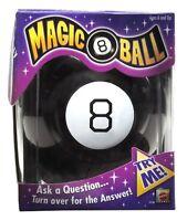 Mattel Original Black Magic 8 Ball Fortune Teller Game Kids Children Toy