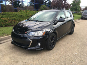 Chevy Sonic Premier RS *15,000 kms*