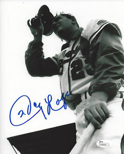 BRAVES-Johnny-Logan-signed-8x10-photo-JSA-COA-AUTO-Autographed-Milwaukee