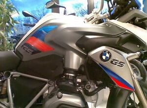 2-ADESIVI-3D-PROTEZIONI-LATERALI-RALLY-compatibili-MOTO-BMW-GS-R1200-2013-2016