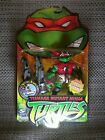Playmates 2003 Teenage Mutant Ninja Turtles Skatin Raph Action Figure