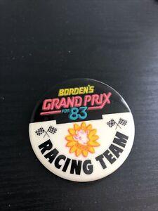 Borden's Pin - Grand Prix For 83 Racing Team