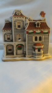 Lefton-Colonial-Christmas-Village-07337-THE-NOB-HILL-1988-C2