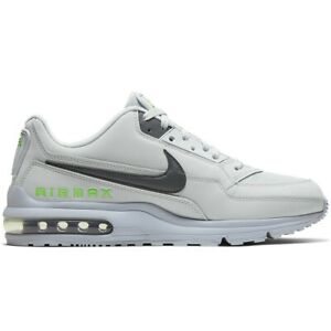 Details about Sports Shoes Man Nike Air Max LTD Leather White Grey ct2275 001 show original title