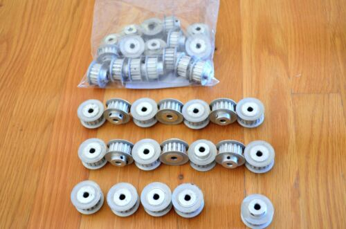 """CNC Servo New Browning 16XLB037 Timing Pulley 16-tooth 1//4/"""" Bore 0.20/"""" Pitch XL"""