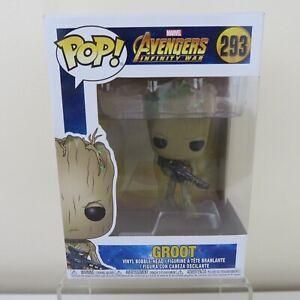 Funko-Pop-Groot-293-Marvel-Avengers-Infinity-War
