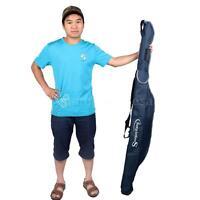 Fishing Rod Case Bag Travel Organizer Tackle Tools Storage 160 28cm E8v6