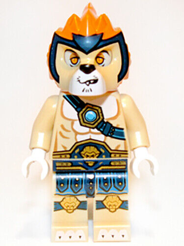 NEW LEGO Leonidas FROM SET 700102 LEGENDS OF CHIMA LOC017