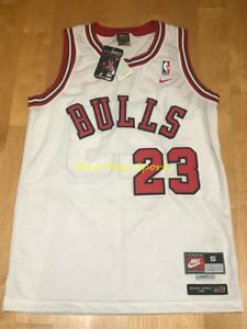 on sale 0365b cfea5 MICHAEL AIR JORDAN Chicago BULLS 1984 Rookie NIKE Throwback ...