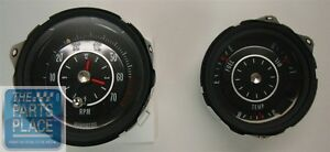 1968-69 Oldsmobile Cutl / 442 Rally Pack & Tach Clock | eBay on