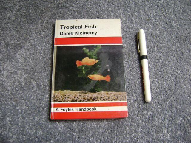 Tropical Fish by Derek McInerny (Hardback, 1970)
