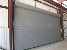 DuroSTEEL JANUS 10' X 8' 1100 Series Commercial WIND RATED Roll-up Door DiRECT