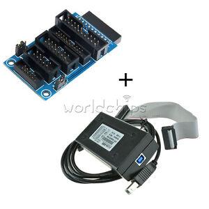 High-Speed-J-Link-JLink-V8-USB-ARM-JTAG-Emulator-Debugger-Support-Cortex-R4