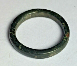 Genuine ancient Celtic Greek proto money curency pre coin age bead 5 BC Danube