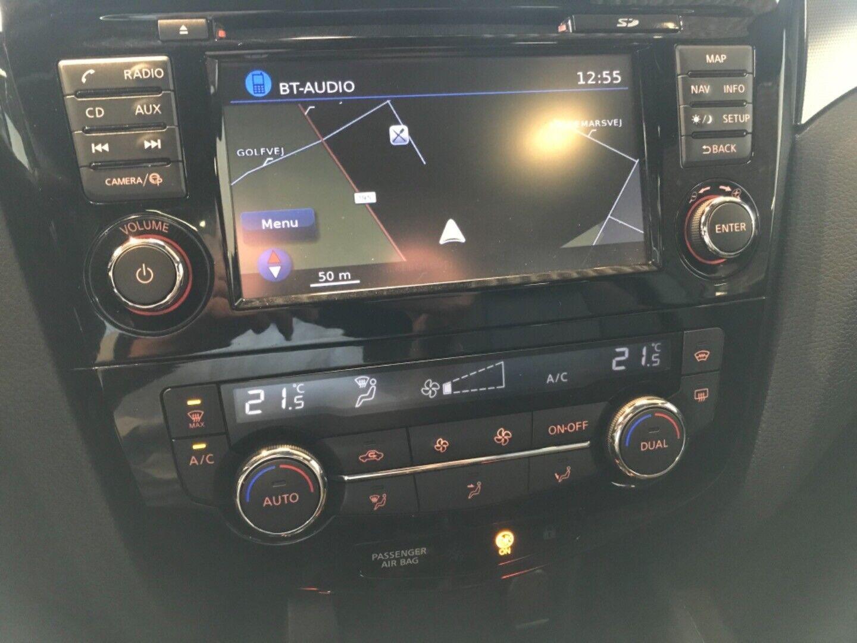Nissan Qashqai 1,5 dCi 110 Tekna+ - billede 8