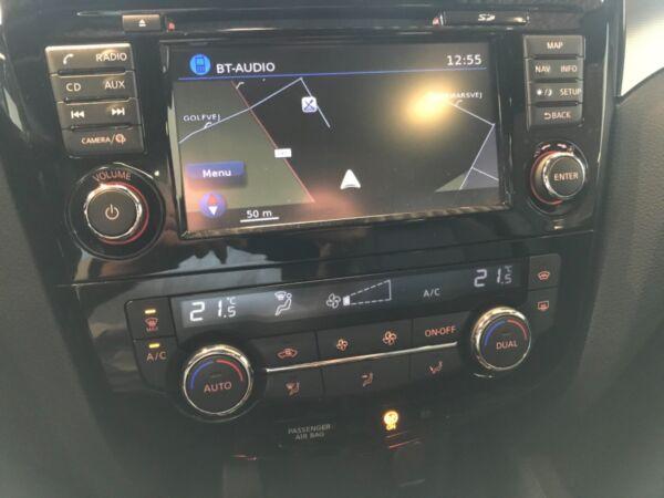 Nissan Qashqai 1,5 dCi 110 Tekna+ billede 8