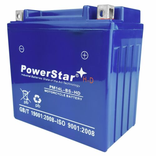 65958-04 Twin Power 485023 Replacement battery AGM Battery O.E.M