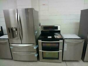 Fridge Stove Dishwasher Only $733* Toronto (GTA) Preview