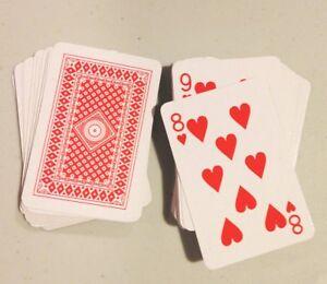 lot-of-3-full-decks-mini-miniature-2-034-small-poker-game-Playing-Cards-FREE-SHIP