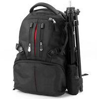 Shockproof Waterproof DSLR Camera Backpack Case Bag fr Canon Nikon Sony Pentax