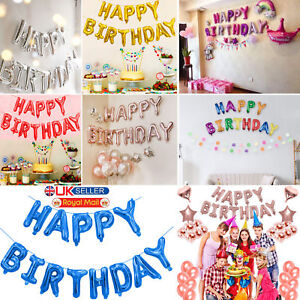 LARGE-HAPPY-BIRTHDAY-BALLOONS-SELF-INFLATING-BANNER-BUNTING-PARTY-DECORATION