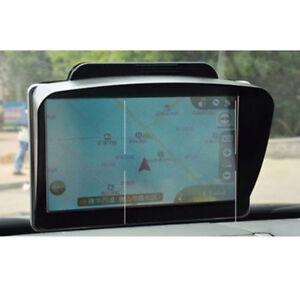 Portable Anti Glare Lens Hood Sunshade 7 inch Car GPS Navigation Universal