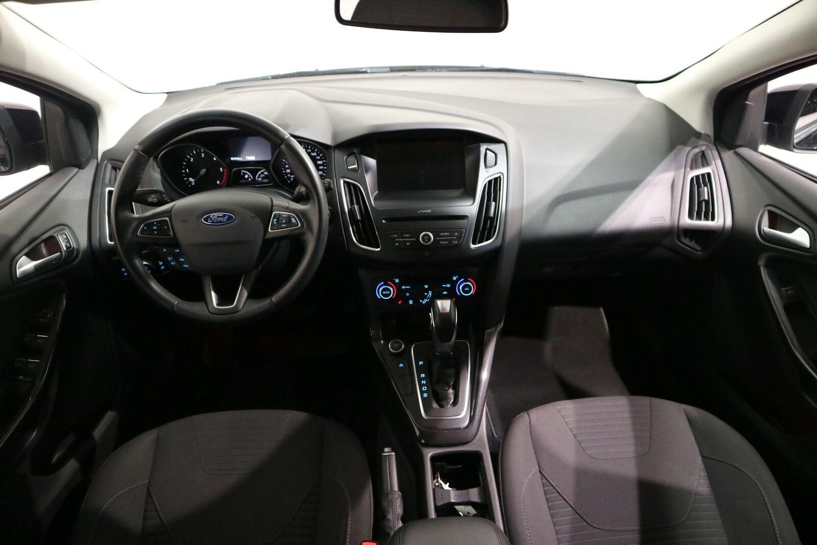 Ford Focus 1,5 TDCi 120 Titanium stc. aut. - billede 12