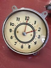 1937 Cadillac Jaeger Dash Clock 37 Caddy