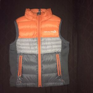 NEW Free-Country Boy/'s Ultra Lightweight Down Tech Vest
