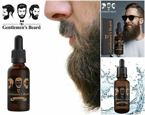 Details about Beard Growth Oil Leave-in Conditioner Softener Growing  Moisturizer Fragranc Free
