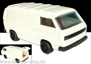 VW-Bus-T3-Dom-Modell-ca-1-43-Transporter-Weiss