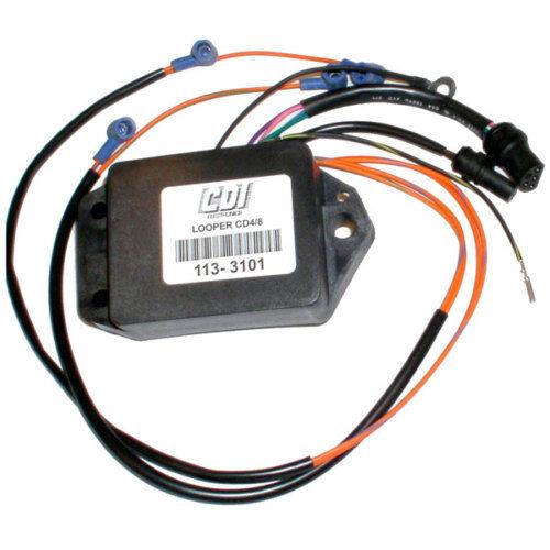 C117 Johnson Evinrude Power Pack V4 V8 86-88 88-300hp 583041 582262 113-3101