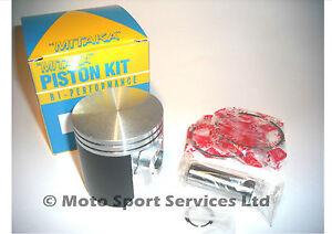 Mitaka Kit Pistons Ktm 144 150 2007-2015 (2 Bague ) 0.50mm O' / S 56.50mm 2h4pvlad-07225340-552838094