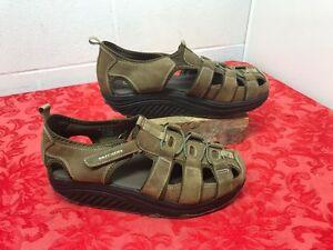 skechers shape ups sandals mens   eBay