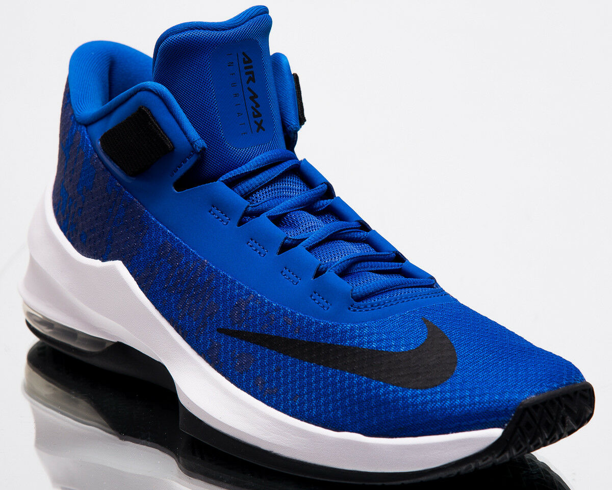 Nike Air Max Infuriate 2 Mid Basketball homme New Game Royal Basketball Mid Baskets AA7066-400 394587