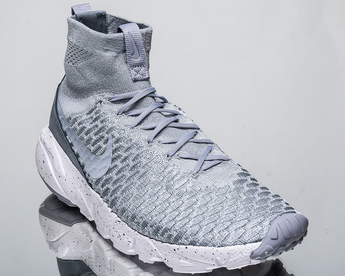 Nike Air Footscape Magista Flyknit mens lifestyle casual sneakers NEW 816560-005