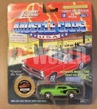 Johnny Lightning MUSCLE CARS U.S.A 1/64 DieCast 1971 HEMI CUDA  #PG