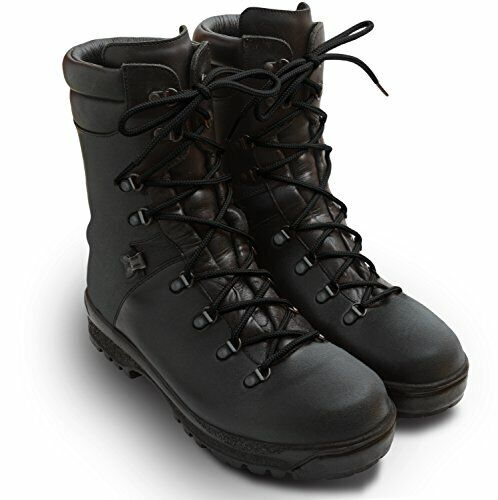 """Miscly Round Boot Laces 3 Pairs Heavy Duty and Durable Shoelaces 63/"""" Black"""