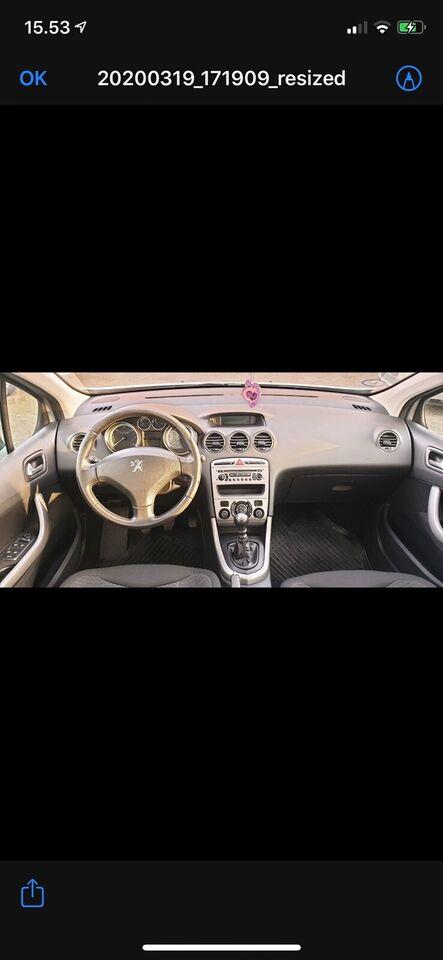 Peugeot 308, Diesel, 2008