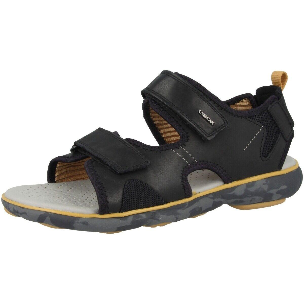 Geox u Nebula L B Zapatos Hombre Sandalias negro U926wb00043c9999