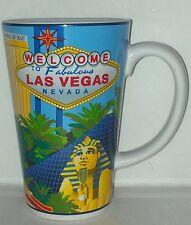 Welcome To Fabulous Las Vegas Tall Latte Coffee Tea Mug Cup Casino Sin City